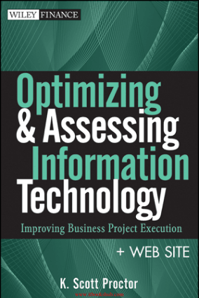 Free Download PDF Books, Optimizing and Accessing Information Technology