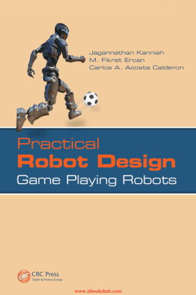 Free Download PDF Books, Practical Robot Design- Game Playing Robots