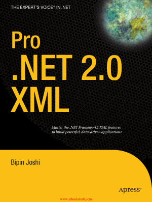 Pro .NET 2.0 XML Experts Voice in .NET