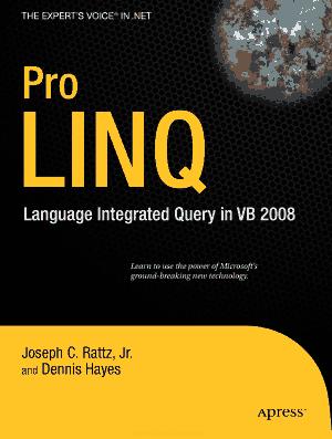 Free Download PDF Books, Pro LINQ