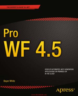 Free Download PDF Books, Pro WF 4.5