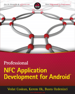 Free Download PDF Books, Professional NFC Application Development for Android