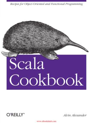Free Download PDF Books, Scala Cookbook