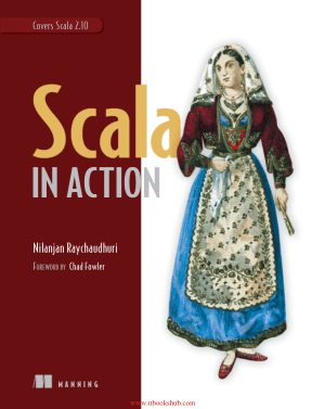 Free Download PDF Books, Scala in Action