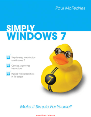 Free Download PDF Books, Simply Windows 7