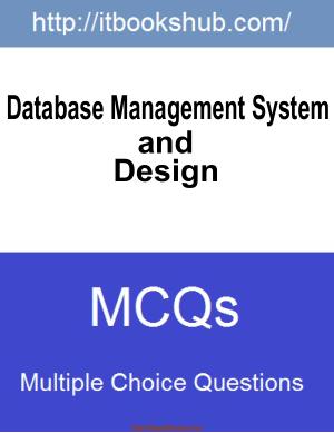 Free Download PDF Books, Database Management System And Design, Pdf Free Download