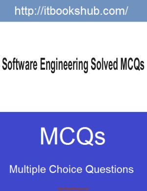 Software Engineering Solved Mcqs