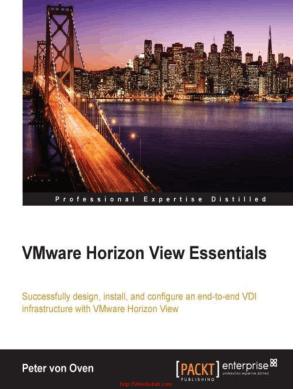 Free Download PDF Books, VMware Horizon View Essentials