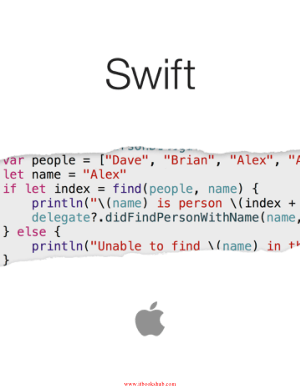 Welcome to Swift