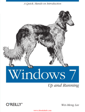 Free Download PDF Books, Windows 7 Up and Running