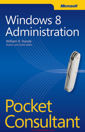 Free Download PDF Books, Windows 8 Administration Pocket Consultant