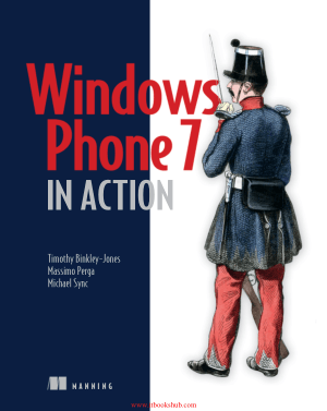 Free Download PDF Books, Windows Phone 7 in Action