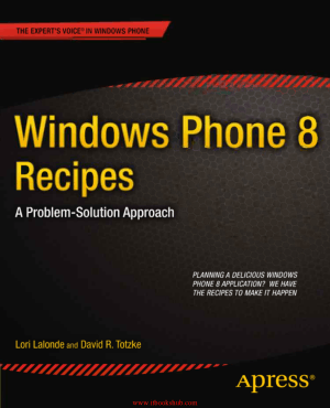Free Download PDF Books, Windows Phone 8 Recipes