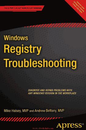 Free Download PDF Books, Windows Registry Troubleshooting