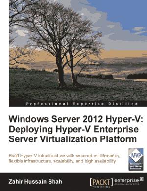 Free Download PDF Books, Windows Server 2012 Hyper-V