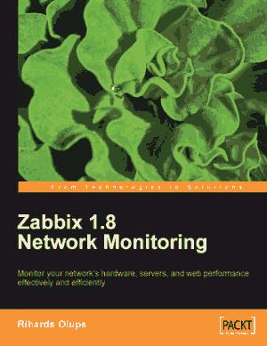 Free Download PDF Books, Zabbix 1.8 Network Monitoring