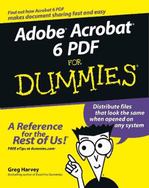 Adobe Acrobat 6 Pdf For Dummies, Pdf Free Download