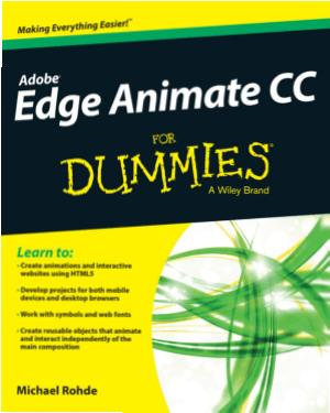 Adobe Edge Animate CC For Dummies, Pdf Free Download