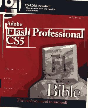 Free Download PDF Books, Adobe Flash Professional CS5 Bible
