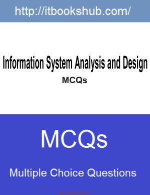 Information System Analysis And Design Book Free Pdf Books