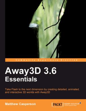 Away3d 3.6 Essentials