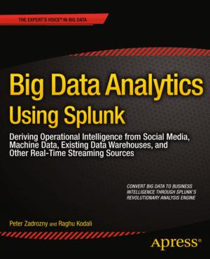 Free Download PDF Books, Big Data Analytics Using Splunk
