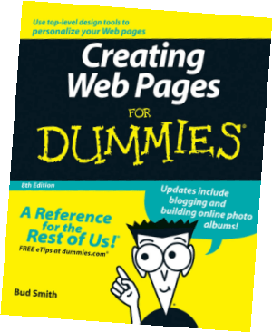 Creating Web Pages For Dummies 8th Edition Book