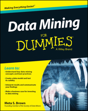 Free Download PDF Books, Data Mining For Dummies