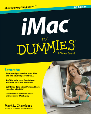 iMac For Dummies 8th Edition Book