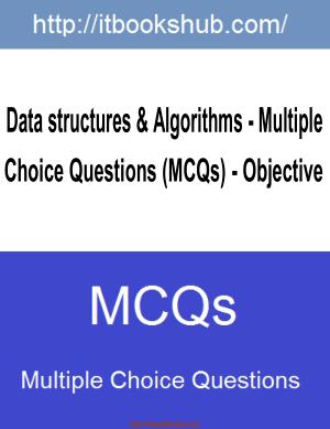 Data Structures Algorithms Multiple Choice Questions MCQs