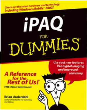 Free Download PDF Books, iPAQ For Dummies