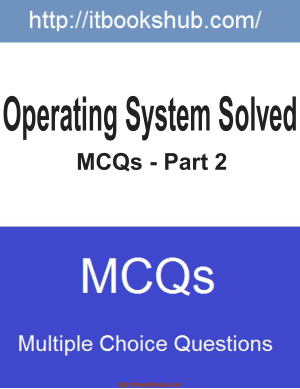 Operating System Solved Mcqs Part 2