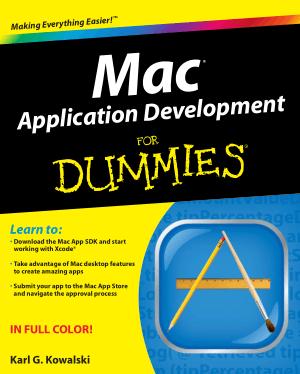Free Download PDF Books, Mac Application Development For Dummies
