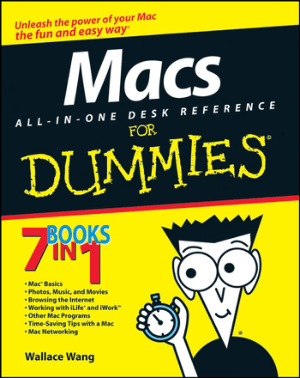Free Download PDF Books, Macs All In One Desk Reference For Dummies