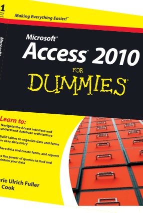Free Download PDF Books, Microsoft Access 2010 For Dummies