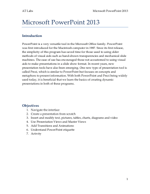 Free Download PDF Books, Microsoft Powerpoint 2013