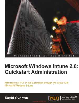 Microsoft Windows Intune 2.0 Quickstart Administration