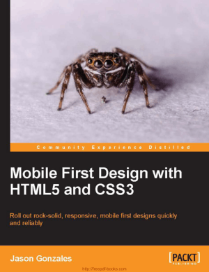 Mobile First Design With Html5 And Css3 Pdf Book Free Pdf Books