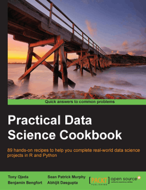 Free Download PDF Books, Practical Data Science Cookbook
