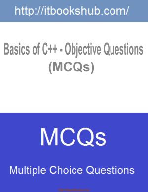 Basics Of C++ Objective Questions MCQs