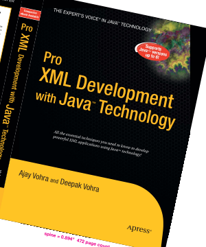 Free Download PDF Books, Pro XML Development With Java Technology