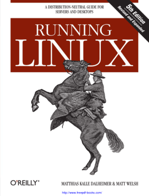 Free Download PDF Books, Running Linux 5th Edition