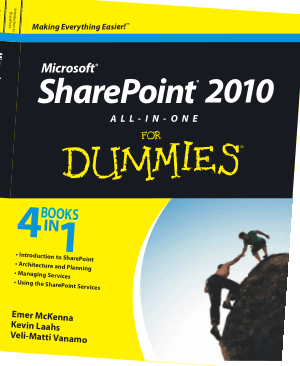 Free Download PDF Books, Sharepoint 2010 All In One For Dummies