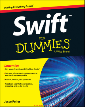 Free Download PDF Books, Swift For Dummies