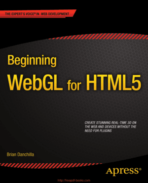 Free Download PDF Books, Beginning Webgl For HTML5