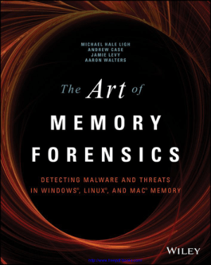 Free Download PDF Books, The Art Of Memory Forensics – Detecting Malware And Threats In Windows Linux And Mac Memory