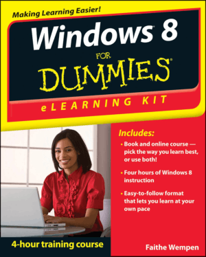 Windows 8 Elearning Kit For Dummies