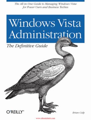 Free Download PDF Books, Windows Vista Administration The Definitive Guide
