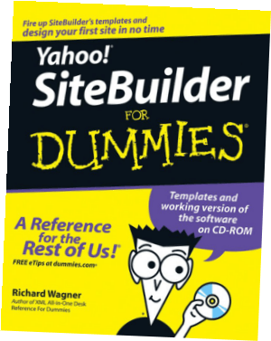 Free Download PDF Books, Yahoo Site Builder For Dummies