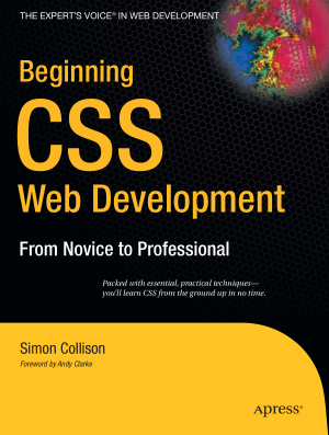 Beginning CSS Web Development – PDF Books